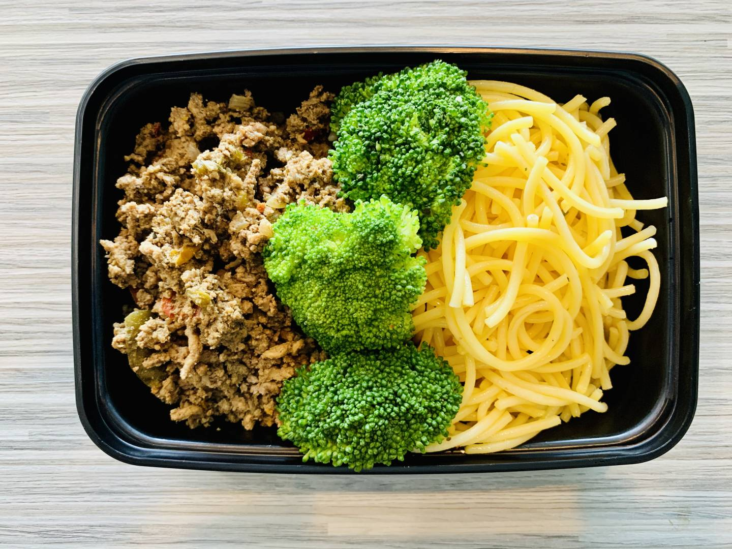 Ground Beef, Pasta and Broccoli